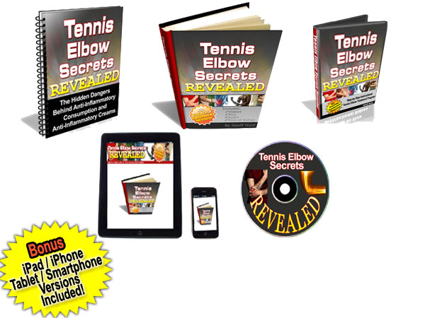 tennis elbow home treatment program